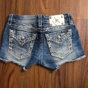 Miss me. Shorts no offers